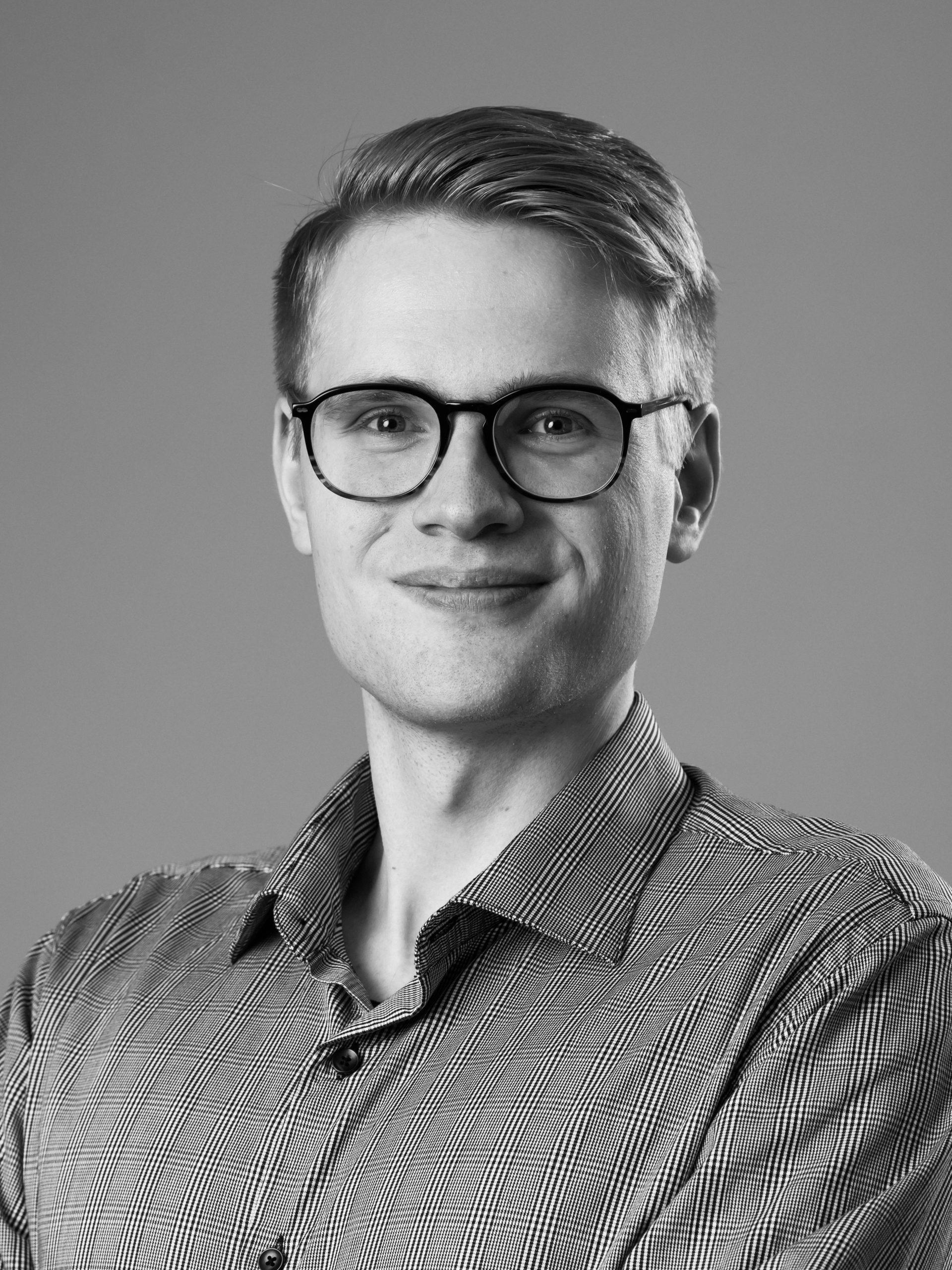 Henri Kiiski hankinta-asiantuntija